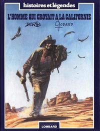 Cover Thumbnail for L'homme qui croyait à la Californie (Le Lombard, 1987 series)