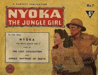Cover Thumbnail for Nyoka the Jungle Girl (Cleland, 1949 series) #7