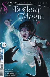 Cover Thumbnail for Books of Magic (DC, 2018 series) #12