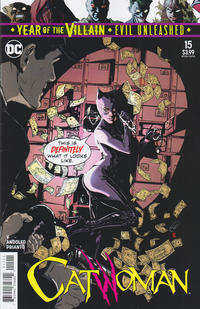 Cover Thumbnail for Catwoman (DC, 2018 series) #15