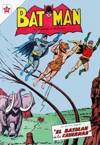 Cover Thumbnail for Batman (Editorial Novaro, 1954 series) #24