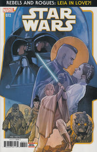 Cover Thumbnail for Star Wars (Marvel, 2015 series) #72