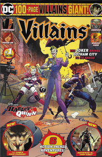 Cover Thumbnail for Villains Giant (DC, 2019 series) #1 [Direct Market Edition]
