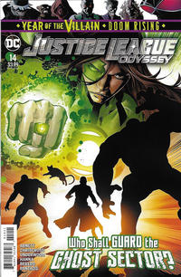 Cover Thumbnail for Justice League Odyssey (DC, 2018 series) #14 [Will Conrad Cover]