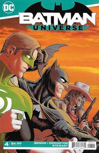Cover Thumbnail for Batman: Universe (DC, 2019 series) #4