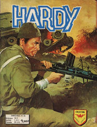 Cover Thumbnail for Hardy (Arédit-Artima, 1971 series) #25