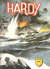 Cover Thumbnail for Hardy (Arédit-Artima, 1971 series) #1