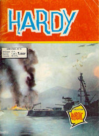 Cover Thumbnail for Hardy (Arédit-Artima, 1971 series) #36