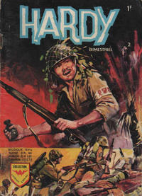 Cover Thumbnail for Hardy (Arédit-Artima, 1971 series) #2