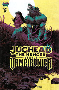 Cover Thumbnail for Jughead the Hunger vs Vampironica (Archie, 2019 series) #5 [Cover C Dan Panosian]