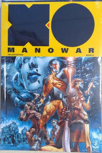 Cover Thumbnail for X-O Manowar Deluxe Edition (Valiant Entertainment, 2019 series) #1