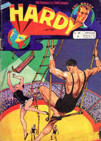 Cover Thumbnail for Hardy (Arédit-Artima, 1955 series) #45