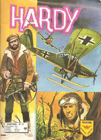Cover Thumbnail for Hardy (Arédit-Artima, 1971 series) #10