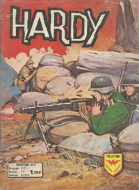 Cover Thumbnail for Hardy (Arédit-Artima, 1971 series) #17