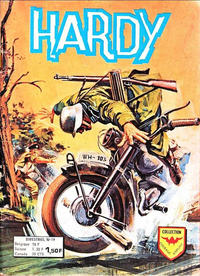 Cover Thumbnail for Hardy (Arédit-Artima, 1971 series) #19