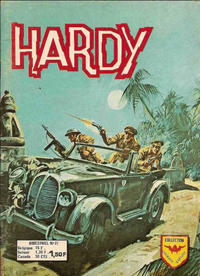 Cover Thumbnail for Hardy (Arédit-Artima, 1971 series) #21