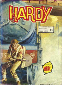 Cover Thumbnail for Hardy (Arédit-Artima, 1971 series) #39