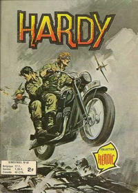 Cover Thumbnail for Hardy (Arédit-Artima, 1971 series) #40