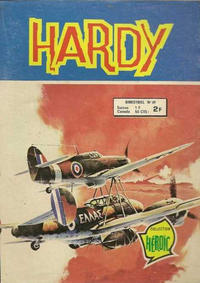 Cover Thumbnail for Hardy (Arédit-Artima, 1971 series) #49