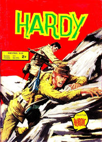 Cover Thumbnail for Hardy (Arédit-Artima, 1971 series) #50