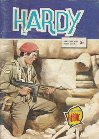 Cover Thumbnail for Hardy (Arédit-Artima, 1971 series) #55