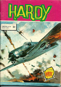 Cover Thumbnail for Hardy (Arédit-Artima, 1971 series) #56