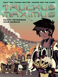 Cover Thumbnail for Truckus Maximus (First Second, 2019 series)