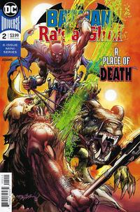 Cover Thumbnail for Batman vs. Ra's al Ghul (DC, 2019 series) #2