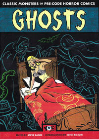 Cover Thumbnail for Classic Monsters of Pre-Code Horror Comics: Ghosts (IDW, 2019 series)