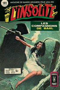 Cover Thumbnail for L'Insolite (Arédit-Artima, 1977 series) #2