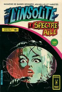 Cover Thumbnail for L'Insolite (Arédit-Artima, 1977 series) #22