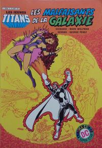 Cover Thumbnail for Les Jeunes Titans (Arédit-Artima, 1982 series) #2