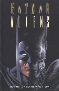 Cover Thumbnail for Batman / Aliens (Titan, 1997 series)