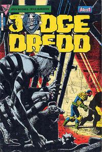 Cover Thumbnail for Judge Dredd (Arédit-Artima, 1984 series) #14