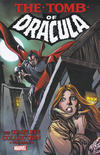 Cover for Tomb of Dracula: The Complete Collection (Marvel, 2017 series) #3