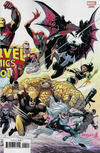 Cover Thumbnail for Marvel Comics (2019 series) #1001 [Wraparound Variant Cover]