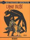 Cover for Max Faccioni (Le Lombard, 1989 series) #2 - L'ange brisé