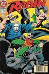 Cover for Robin (DC, 1993 series) #2 [Newsstand]