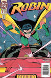 Cover for Robin (DC, 1993 series) #1 [Newsstand]