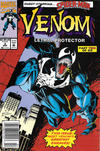 Cover for Venom: Lethal Protector (Marvel, 1993 series) #2 [Newsstand]