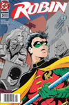 Cover for Robin (DC, 1993 series) #3 [Newsstand]