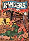Cover for Rangers Comics (H. John Edwards, 1950 ? series) #17 [[6d]]