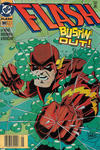 Cover Thumbnail for Flash (1987 series) #90 [Newsstand]
