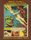 Cover for Gwandanaland Comics (Gwandanaland Comics, 2016 series) #297-A - Camilla - Volume 1: The Readers Collection