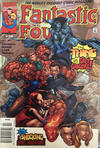 Cover for Fantastic Four (Marvel, 1998 series) #38 [Newsstand]