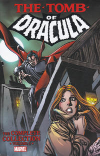 Cover Thumbnail for Tomb of Dracula: The Complete Collection (Marvel, 2017 series) #3