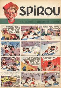 Cover Thumbnail for Spirou (Dupuis, 1947 series) #555
