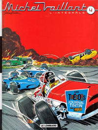 Cover Thumbnail for Michel Vaillant L'Intégrale (Le Lombard, 2008 series) #4