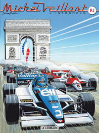 Cover Thumbnail for Michel Vaillant L'Intégrale (Le Lombard, 2008 series) #14