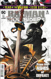 Cover Thumbnail for Batman and the Outsiders (DC, 2019 series) #6